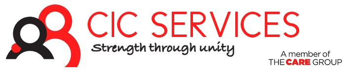 The CIC Services Logo